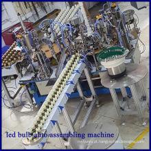Máquina de montagem automática do bulbo do diodo emissor de luz