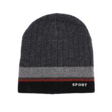 Großhandelsstrick-Baumwollmützen-Kappe