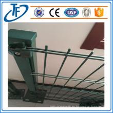 PVC recubierto soldado malla de alambre de valla hecha en Anping (China al por mayor)