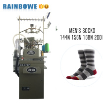Preço barato totalmente automatizado industrial automática meias máquinas de tricotar para fazer meias