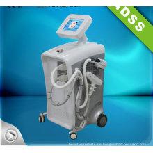 4s Multifunktionsmaschine IPL E-Licht RF ND YAG Laser für Haarentfernung, Hautverjüngung, Tattooentfernung Fg580-C