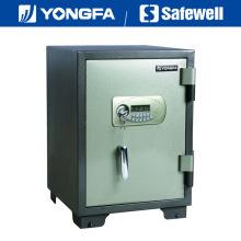 Coffre ignifuge électronique de panneau d'Ale de taille de Yongfa 77cm avec la poignée