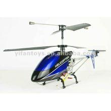 Caballo doble grande y más nuevo 9118 2.4G helicóptero de control de radio 3CH con girocompás