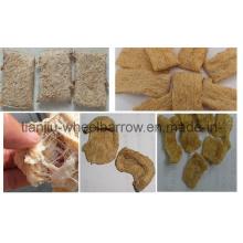Linha de produção do isolado da proteína de soja do tecido / linha de processamento / linha de produção da carne da zombaria