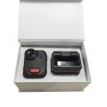 ИК GPS IP67 водостотьким Полиций 1080p видеорегистратор 160 градусов широкий угол IP65 полиции НОВАТЭК А12 камеры