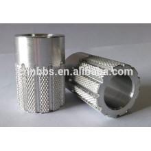 cnc boring aluminum excavator pins and bushings