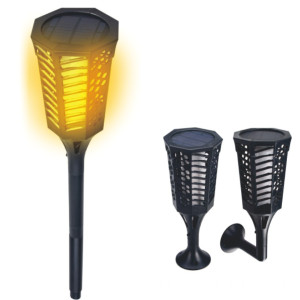Solar Garten LED Laterne