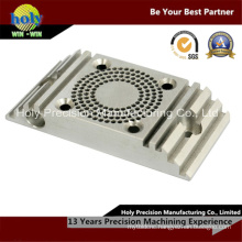Stainless Steel CNC Milling Services for Electrical Instruments