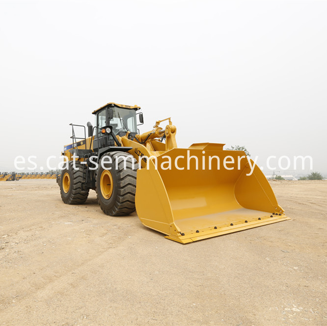 Sem680d Wheel Loader 2