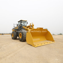 Ghana quarry 8 tone wheel loader para la venta