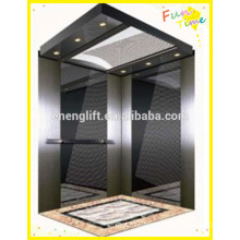 residential building design elevator with gearless elevator motor