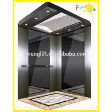 Edifício residencial elevador design com motor elevador gearless