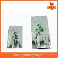OPP De Aluminio Foiled Bolsos De Té Nylon Vacío Para El Té Negro Té Verde