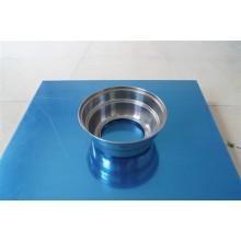 Hardware de piezas metálicas y metal Spun exportador