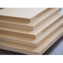 2-18mm Plain MDF Board Good Quality Cheap Price for Ethiopia Market