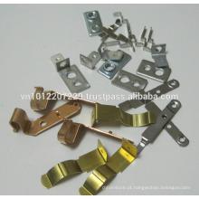 Peças de estampagem de metal para eletrônicos