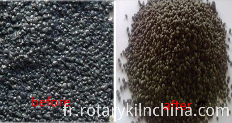 Coal Dust Rotary Dryer Adwantages