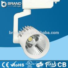 El fabricante 20W 30W llevó la iluminación llevada comercial de la pista para la tienda de ropa