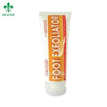 embalagens de tubo de plástico personalizado cosméticos para o brilho da pele creme de beleza