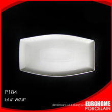 wholesale bulk new products royal ceramic white dinner plate