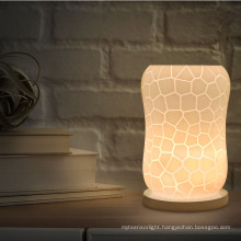 HER rechargeable LED creative USB 3D print night light