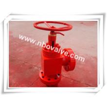 Válvula de cabeça de poço API 6A e válvula de árvore de Natal de óleo (L44Y)