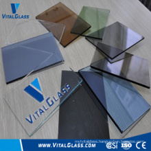 Tinted Colored Float Glass for Building Glass