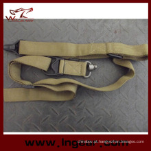 Airsoft tática arma Sling Qd tipo combate Sling