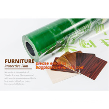 Self Adhesive Protective Film, transperancy LDPE protective film, Packing Material Transparent PE Protective Film