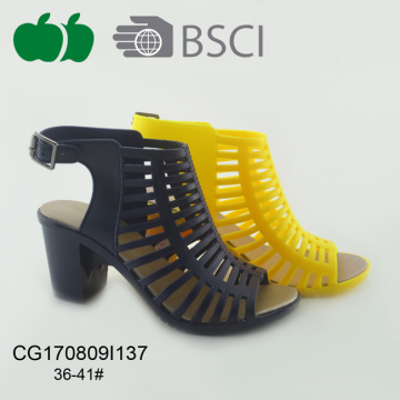 Women Summer Durable Fashion Pvc Sandals