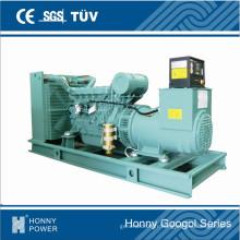 50Hz 1000rpm Googol Générateur basse vitesse 200kw / 250kVA (HGM275)