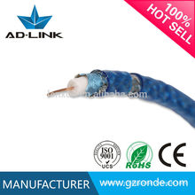 Cable coaxial CCTV 75OHM RG6