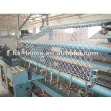 máquina de malha tecida máquina de cerca de ligação de cadeia
