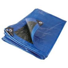 180г синий кровельного покрытия ПЭ брезент для крышки тележки