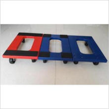 Large Loading Capacity Plastic Tool Cart (TC1986)
