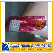 China Partes de autobús de 3715-00169L lámpara de cola para Higer Bodyparts