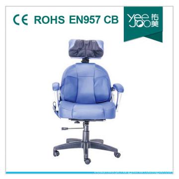 Cadeira de massagem do escritório (YEEJOO-868) (azul)