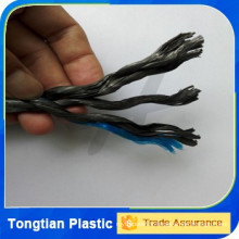 Meilleure ficelle de presse à balles pp / ficelle de presse à balles en polypropylène fabriqué en Chine