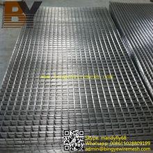Malla de malla de acero inoxidable soldada Wire Panel de malla