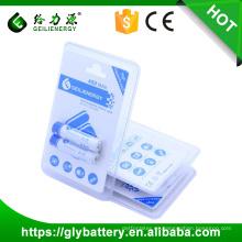 GLE-450 NICD AAA batería recargable 450mAh 1.2V