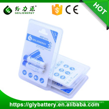 GLE-450 NICD AAA Rechargeable Battery 450mAh 1.2V