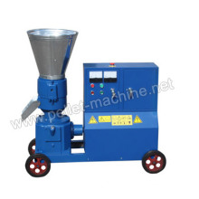 Electric Flat Die Wood Pellet Mill