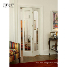 Manual Carved Interior Composite Solid Wood Door for Home