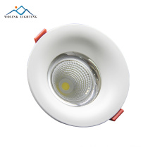 2016 factory wholesale aluminum energy saving 10w 25w 37w 45w 55w downlight led