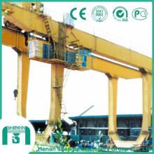 Double Girder Gantry Crane Capacity 30 Ton in U Type