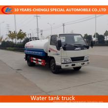 JAC 4X2 Wassertankwagen 5cbm Bewässerungs-LKW