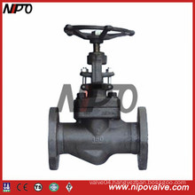 API 6D Forged Steel Flanged Globe Valve