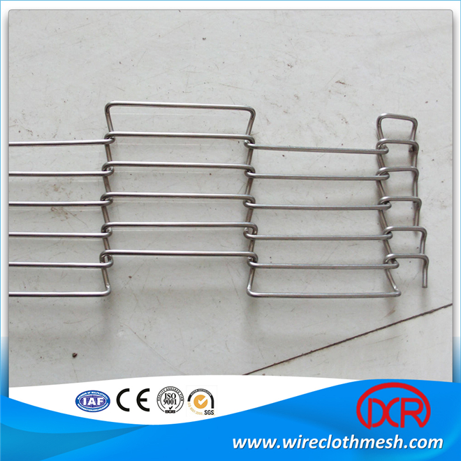 Stainless Steel Wire Mesh Conveyor Belt