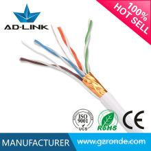 Guangzhou cat5e ftp cable de red profesional fabricante