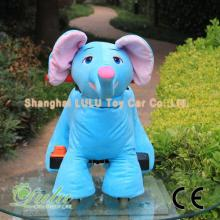 Factory For for Battery Baby Car blue elephant ride car supply to Germany Exporter